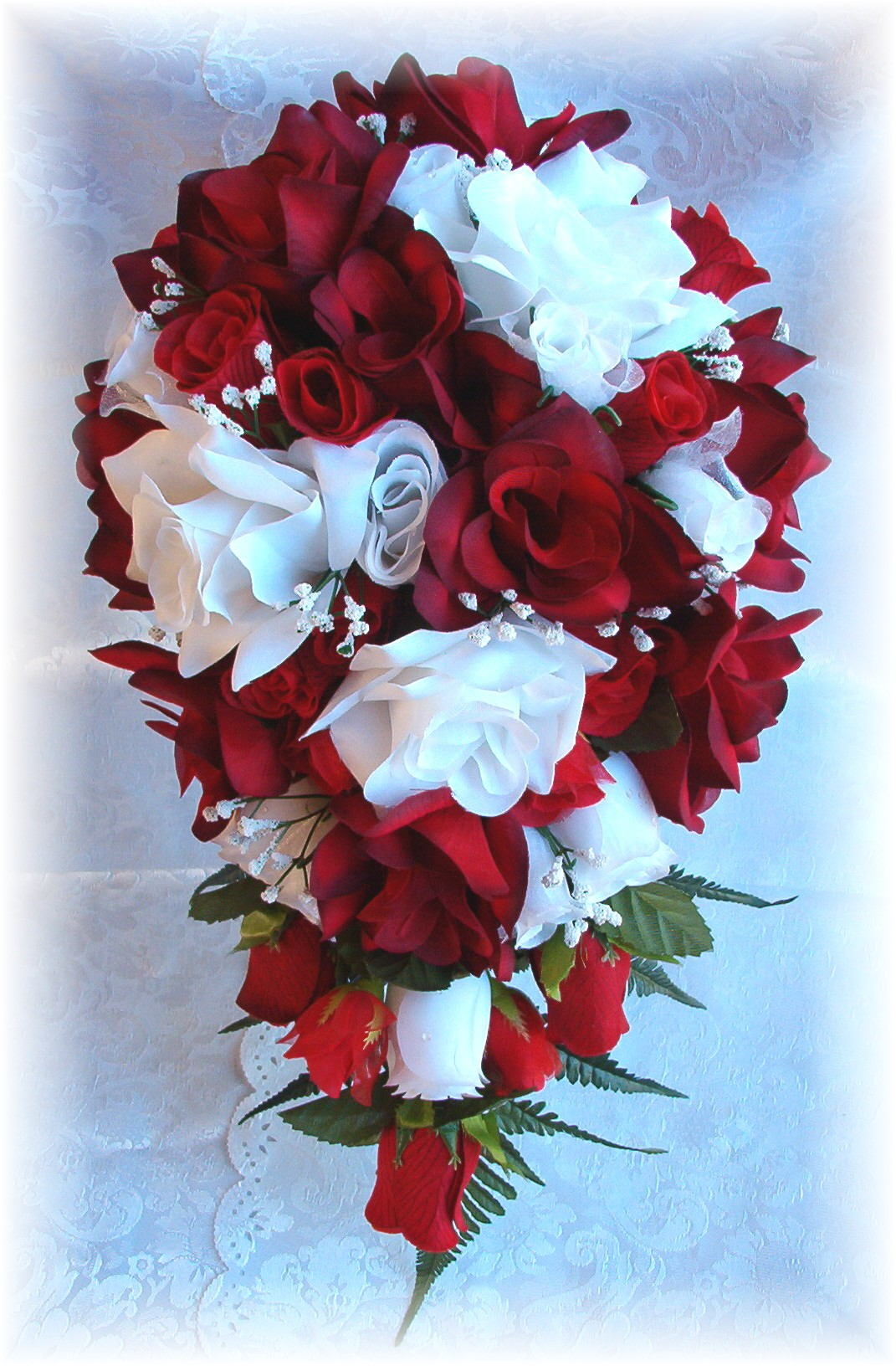 Red White And Black Flowers For Weddings Flowers Healthy